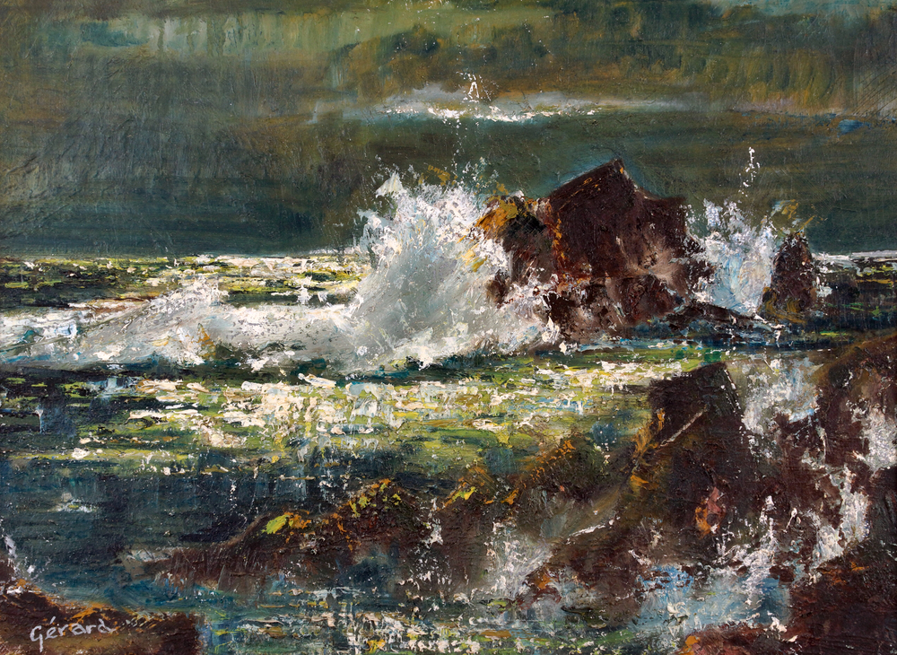 Stormy Weather , from the  United States  collection.