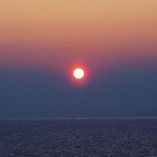 During the fires last summer #gulfislands #gulfislandsbc #southerngulfislands