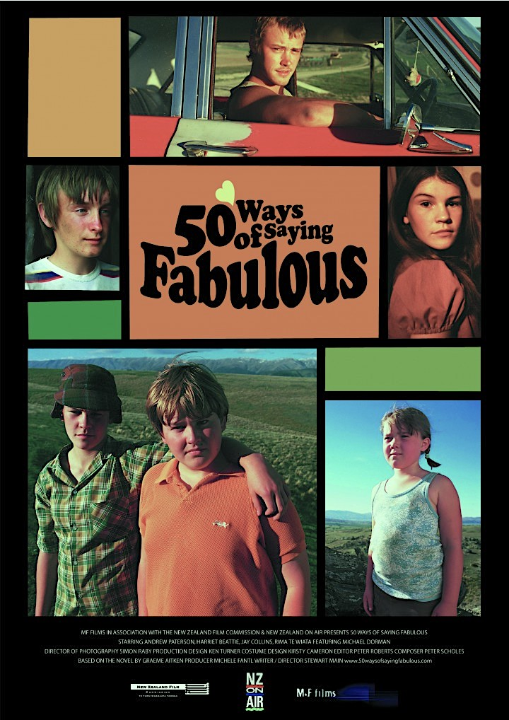 50 Ways Of Saying Fabulous   NZ feature film