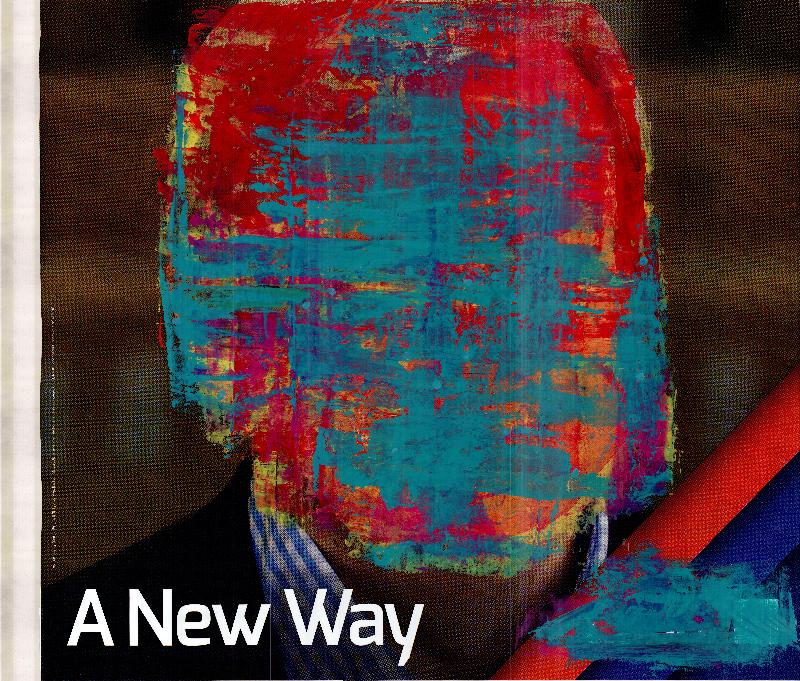 A New Way, 2016.