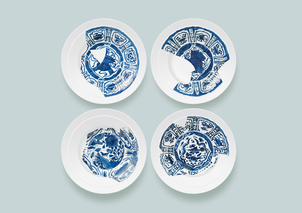 Porcelain Plate Collection