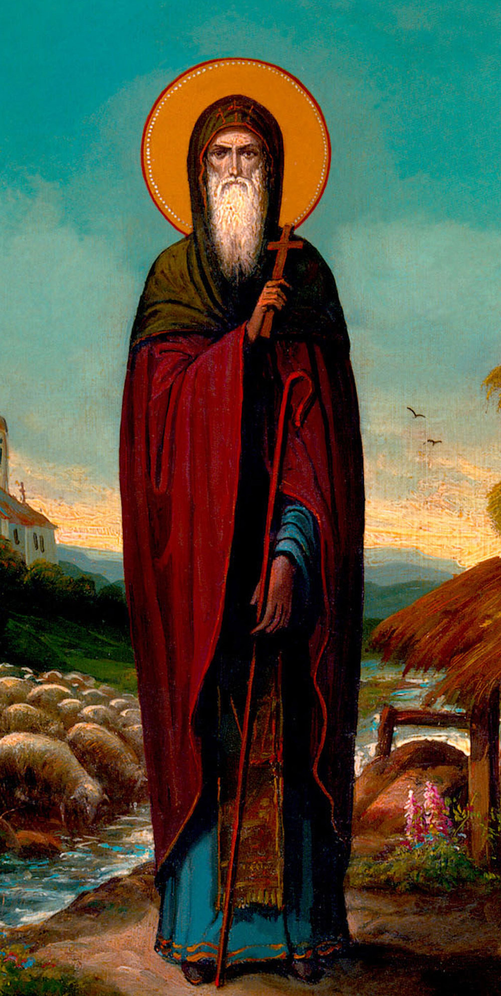Sfântul Dimitrie cel Nou—Basarabov