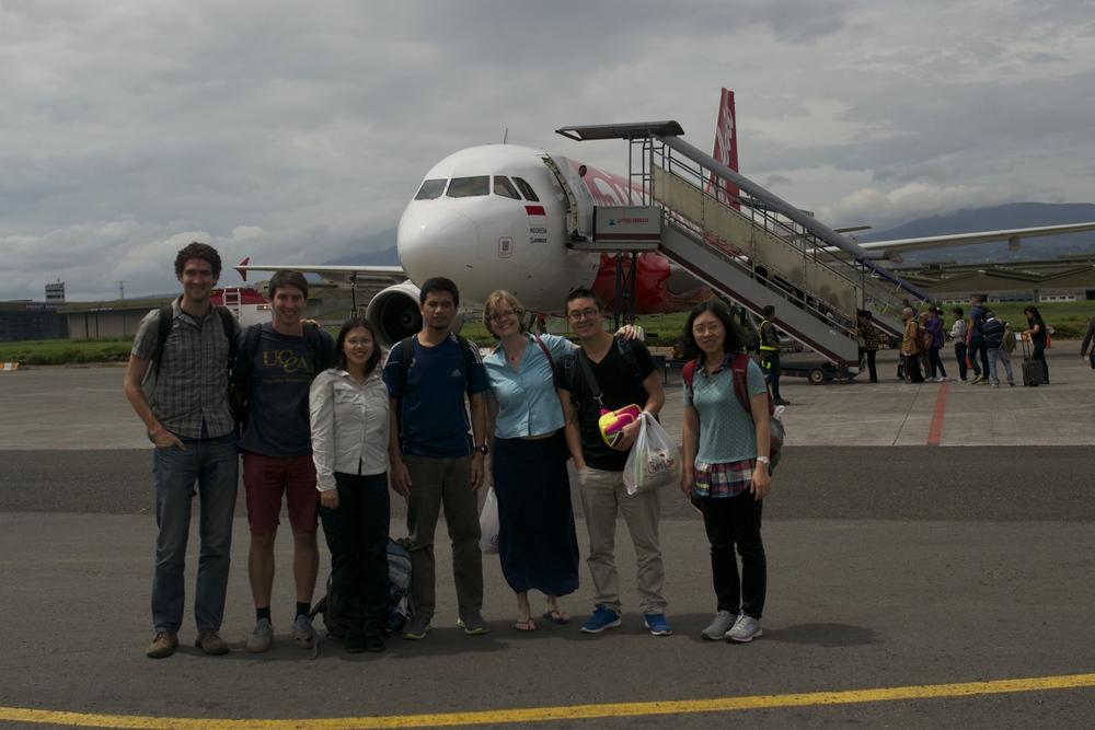 Group - Visiting Bandung, Indonesia