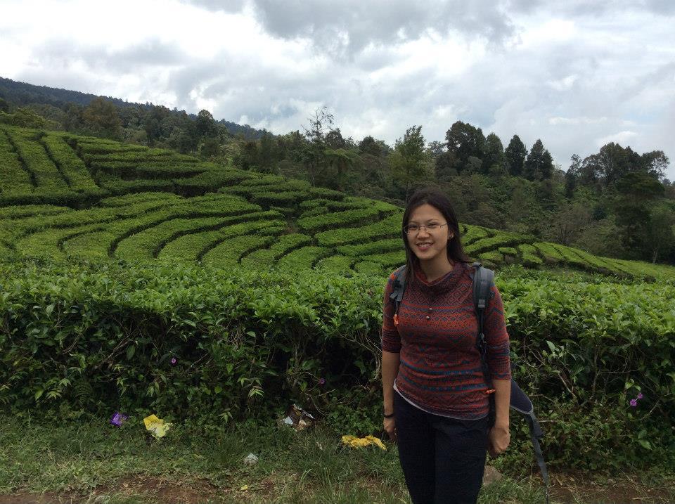 Louisa Tsang, PhD graduate