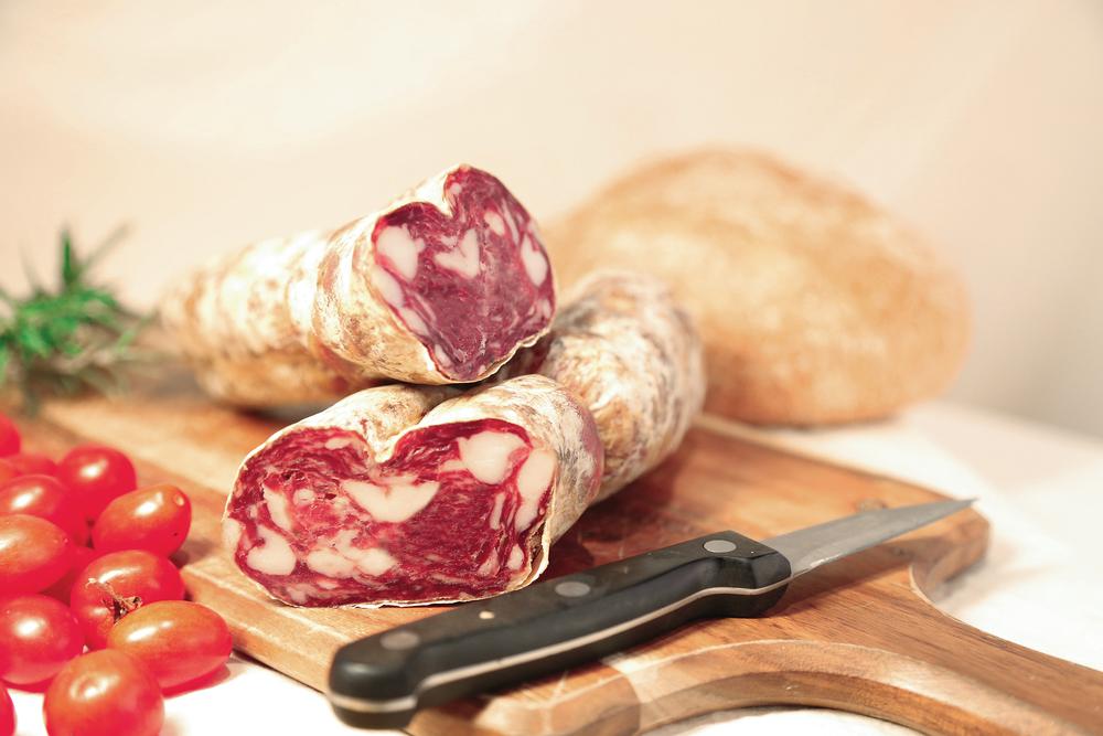 Salame Norcia – Finocchiata/Piccante/Norciana