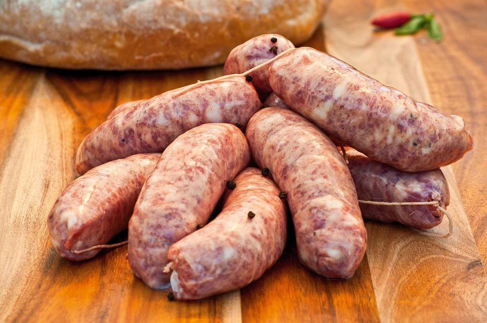 Roman Sausage