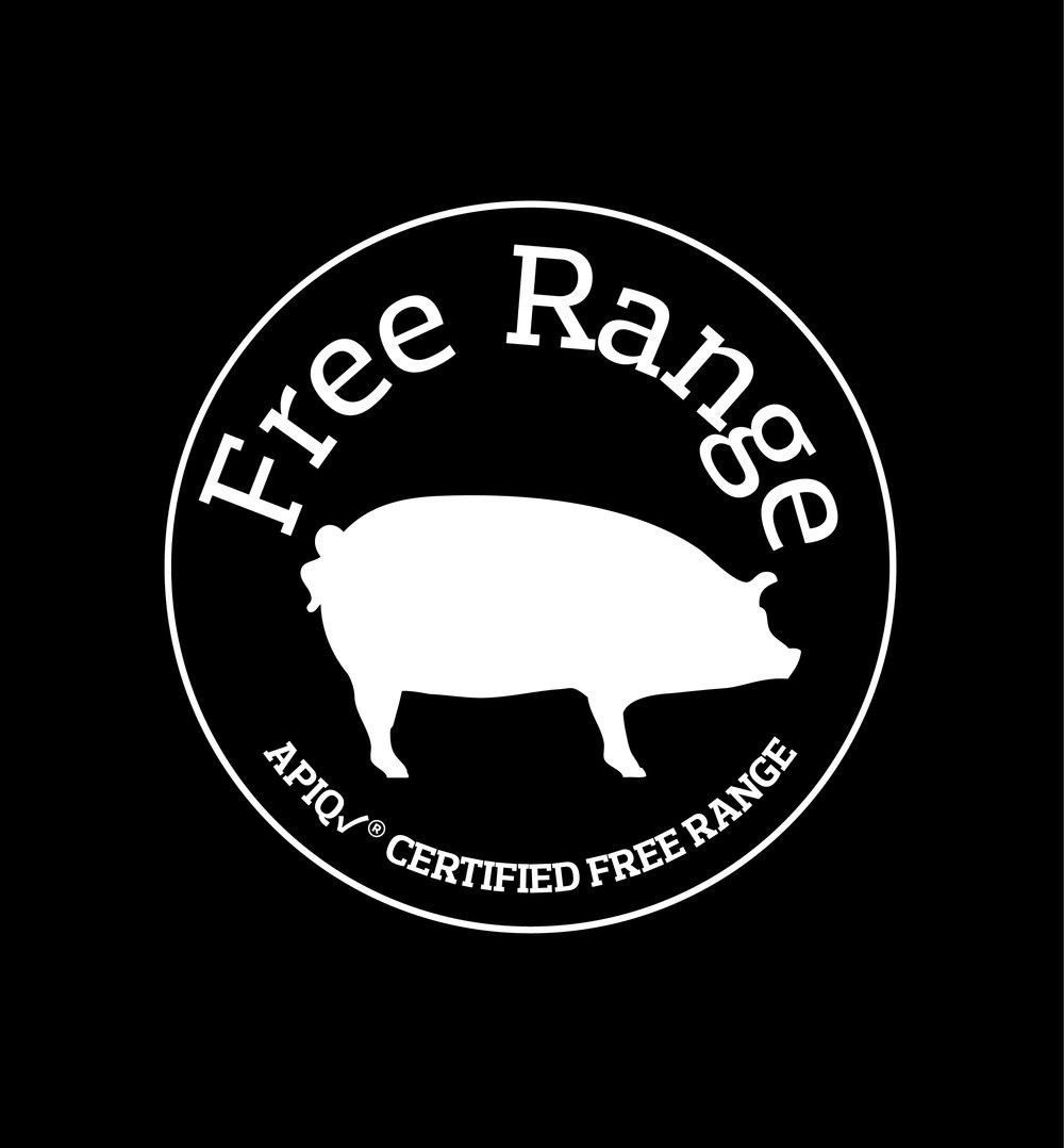 Free Range APIQ Certified Free Range