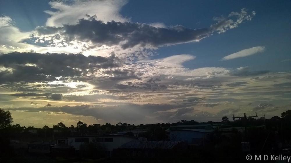 Sunset from  station overpass, Windows Phone.jpg