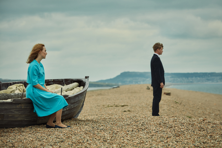 On Chesil Beach   is a compelling, powerful drama that will leave you devastated and wondering what might have been (image courtesy of Transmission Films).