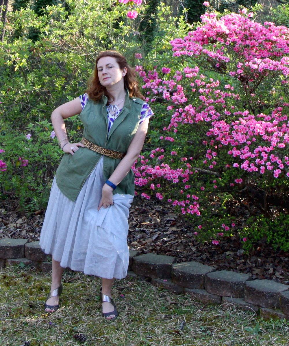 1.  Plume POW: The Stylish Safari Princess Thursday