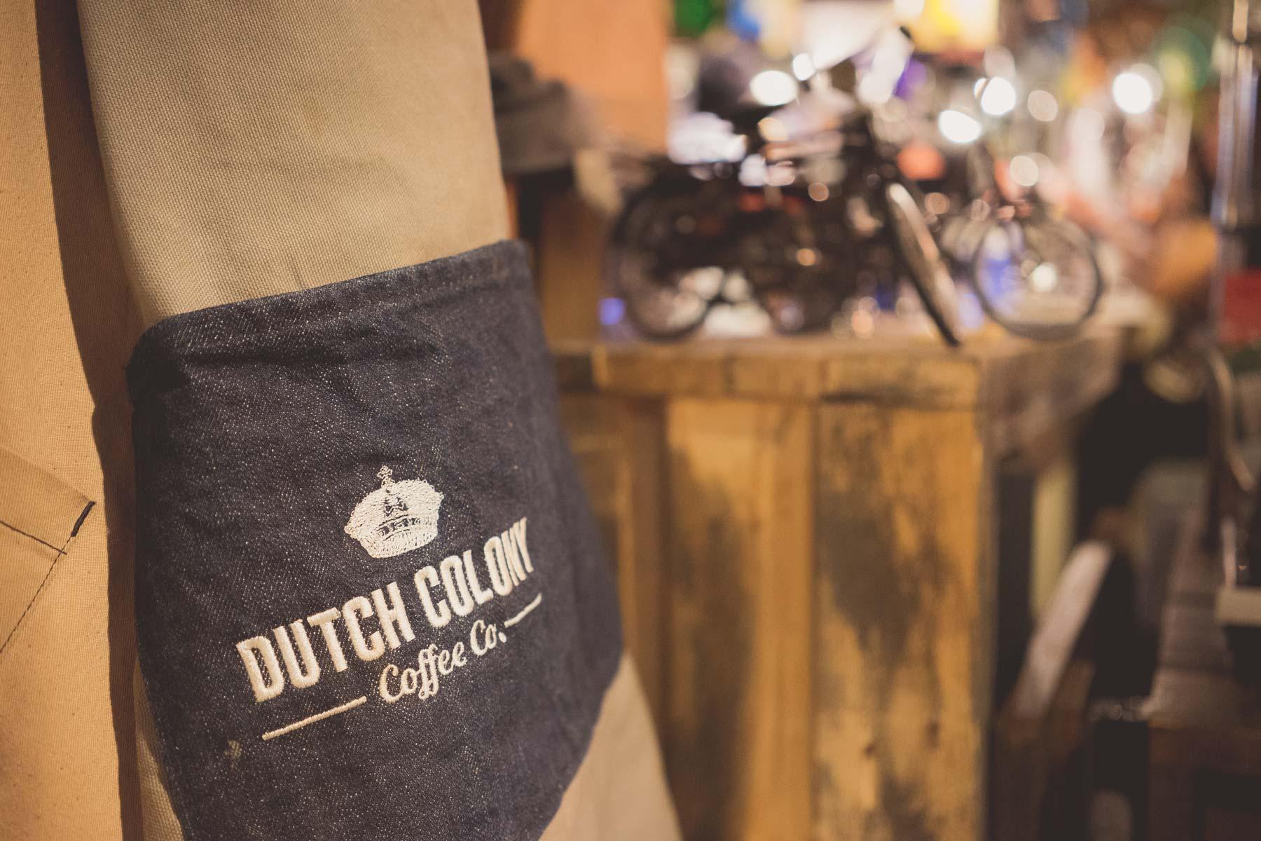Dutch colony coffee workshop
