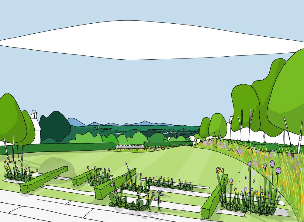 Private Gardens -