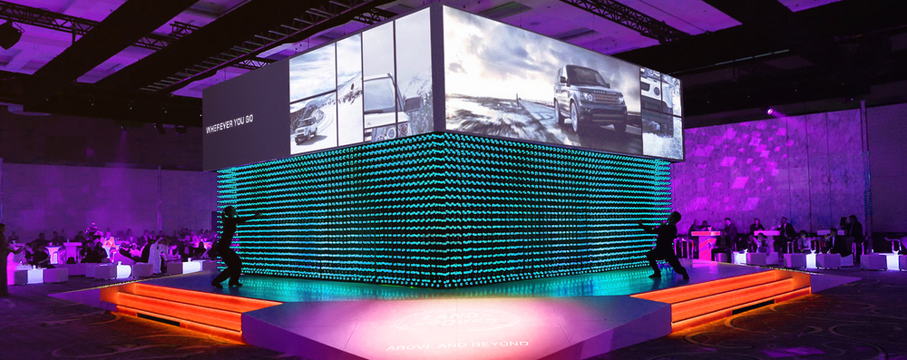 Pulse group commissioned MannCG and Yellowbird to create a VR compatible interactive experience for the launch of their new product. The visual content inspires and creates breathtaking insight into the capabilities of the new car totally engaging the audience.