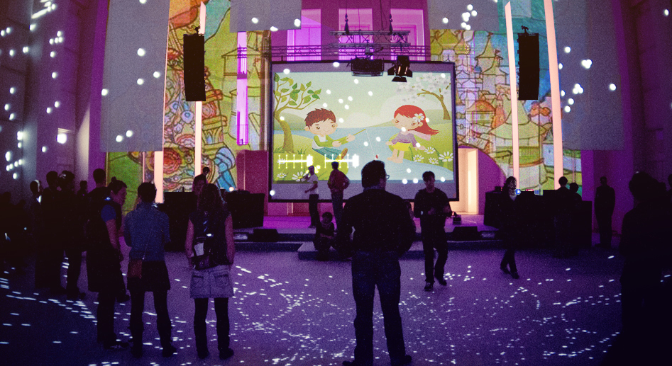 MannCG was invited by Hansa park in Germany to help create an immersive mapped experience to support the performances of their various acts. Using numerous projection techniques, ten virtual worlds were created for the characters imagined and realized by the park.