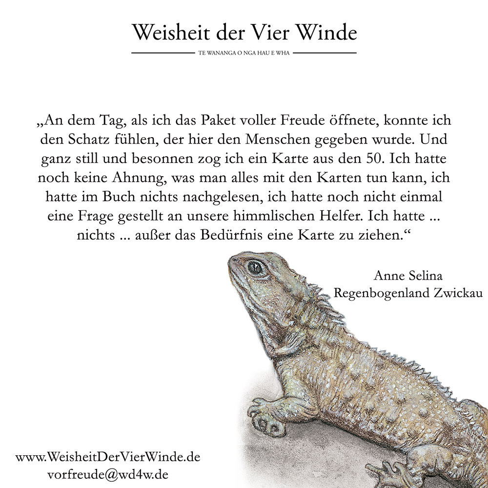 Weisheit der Vier Winde_Rezension_Anne Selina