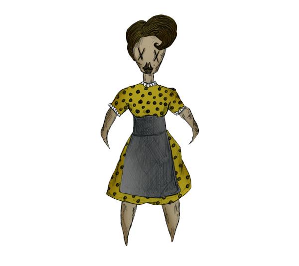 'Wendy Doll', 1928.
