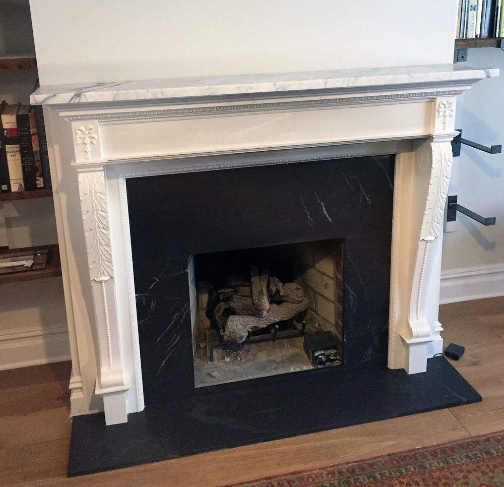 Stone Fire Place 2016