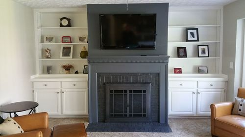 refresh tiffany photo interior leigh ways hgtv remodel budget pictures ideas your for fireplace any update by on to