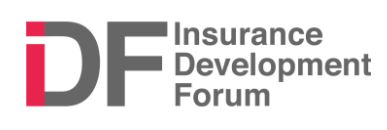 Insurance Development Forum (IDF) -