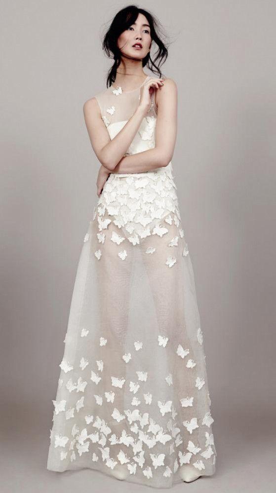 Kaviar Gauche, jeune marque de robes de mariée pour laquelle On a un véritable coup de coeur,