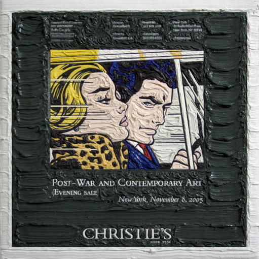 Roy Lichtenstein at Christie's