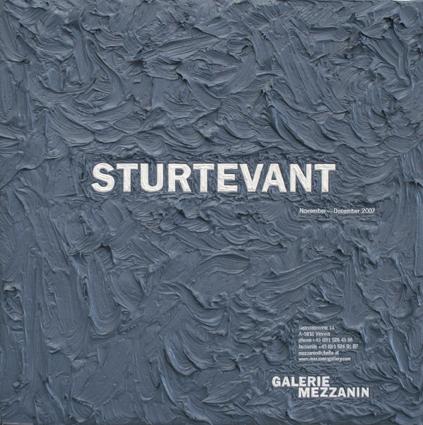 Sturtevant at Galerie Mezzanin