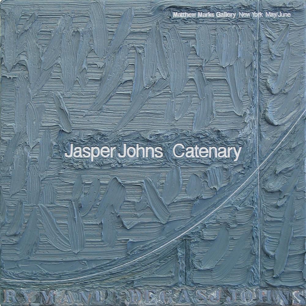 Jasper Johns at Matthew Marks