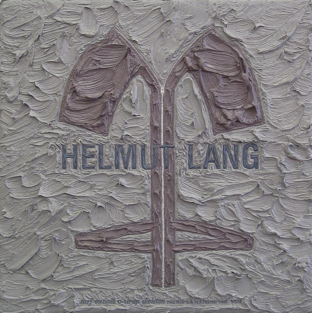 Helmut Lang, Artforum (swimsuit) (version 2)