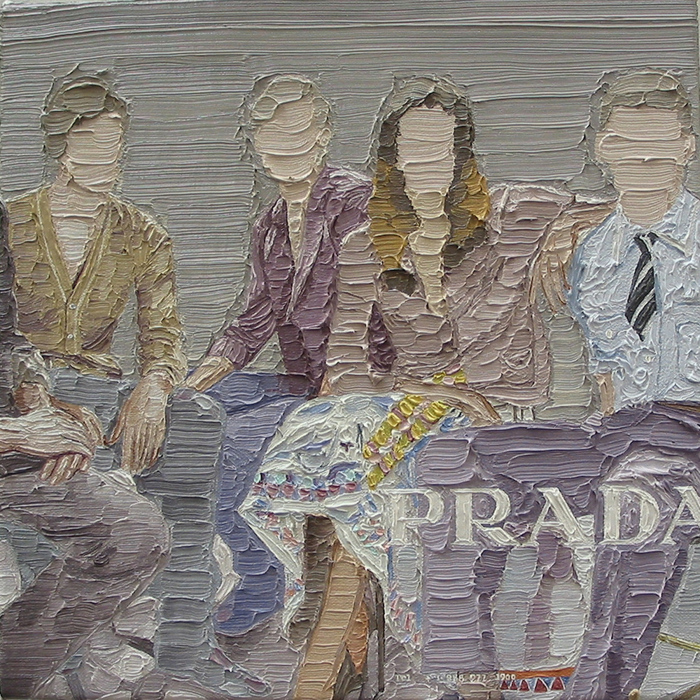 Prada, Artforum (sitting)