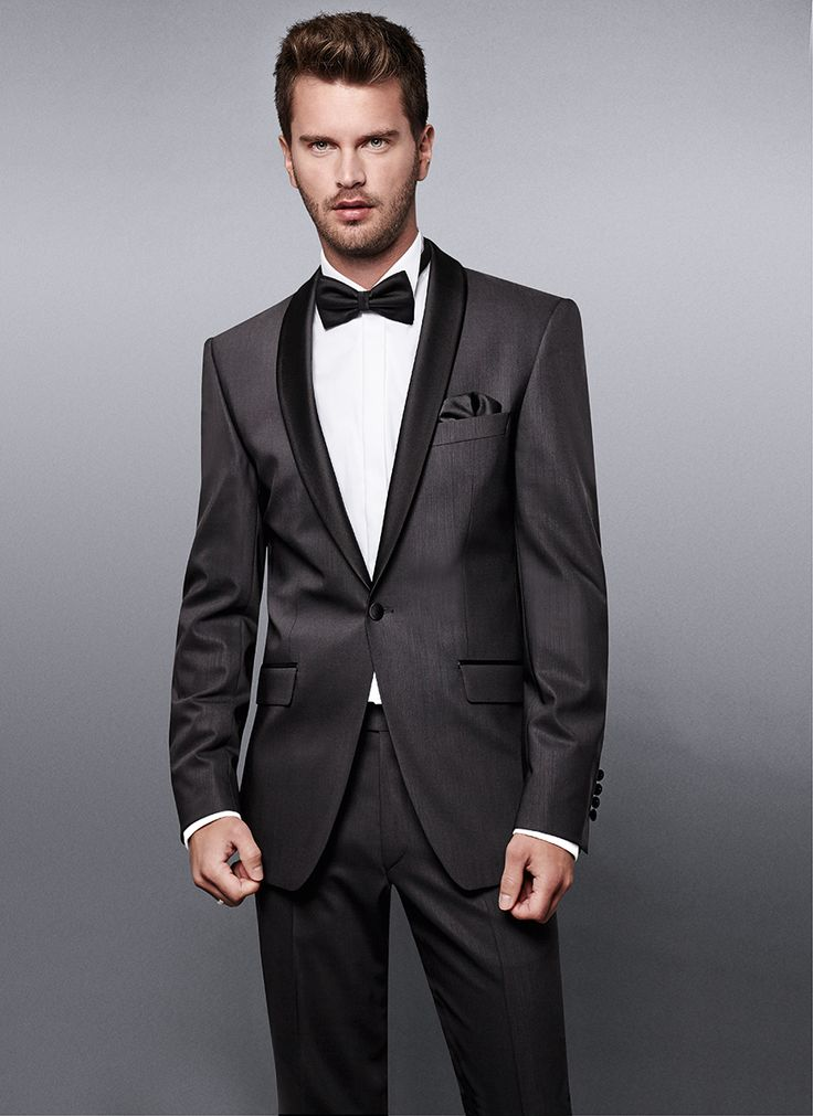 Slim-fit Lightweight Wool Shawl Collar Dinner Suit to buy £499