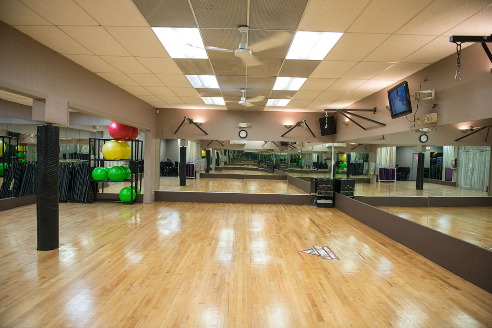Harbor Fitness Bay Ridge Group Fitness Room