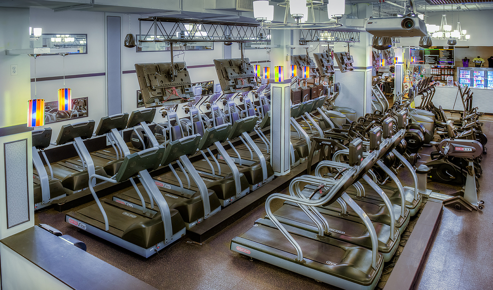 Harbor Fitness Park Slope Treadmills