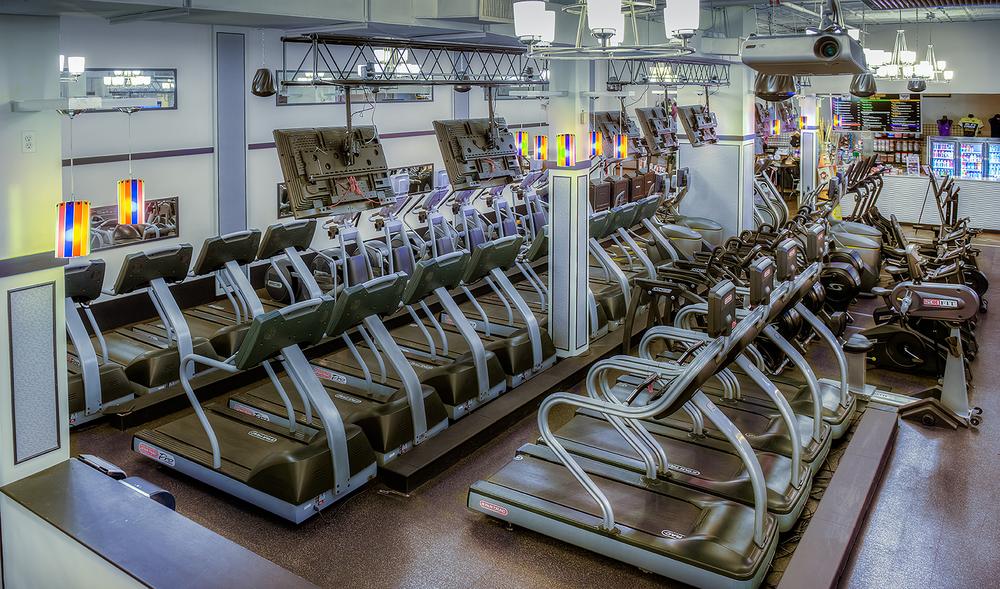 Harbor Fitness Park Slope Treadmills