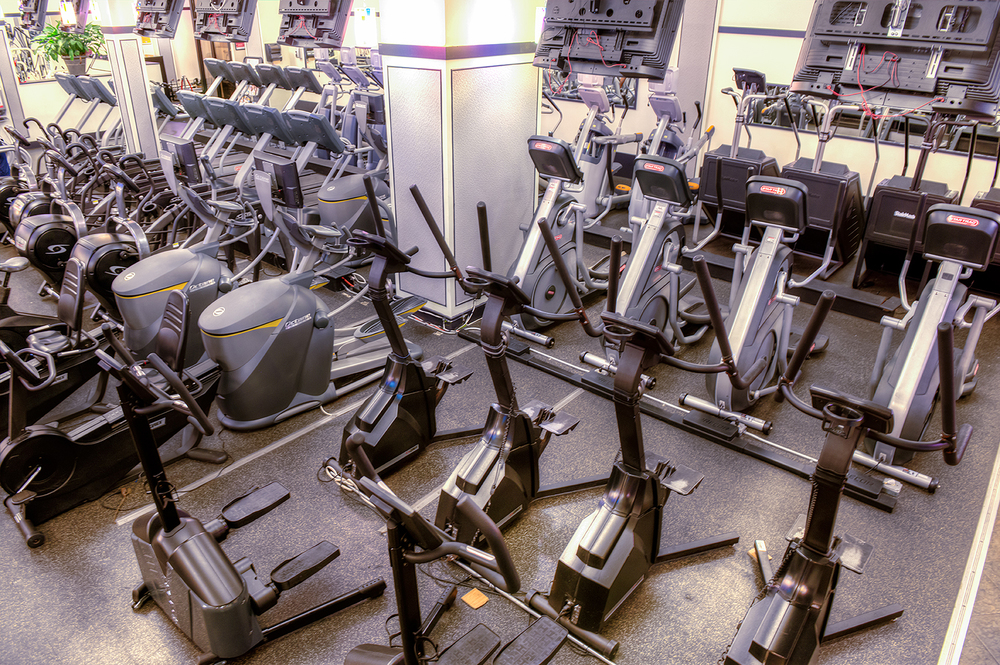 Harbor Fitness Park Slope Equipment