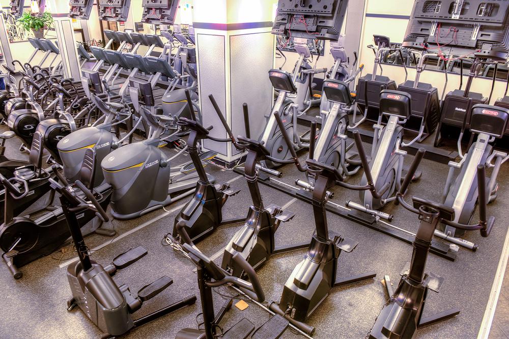 Harbor Fitness Park Slope Equipment
