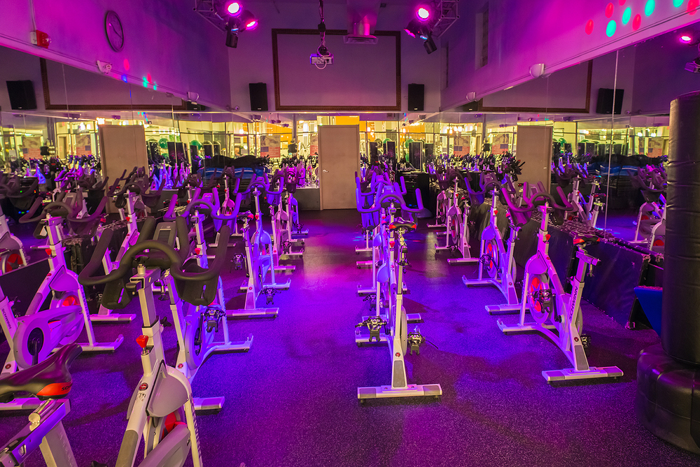 Harbor Fitness Park Slope Exercise Bikes