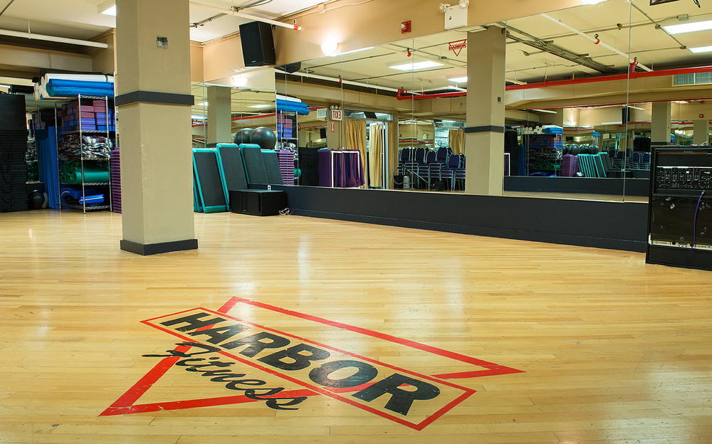 Harbor Fitness Park Slope Group Fitness Room