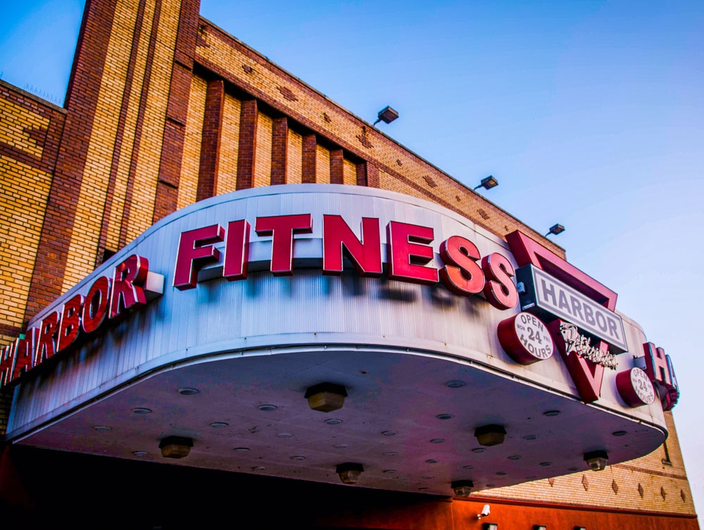 Exterior Harbor Fitness Bay Ridge