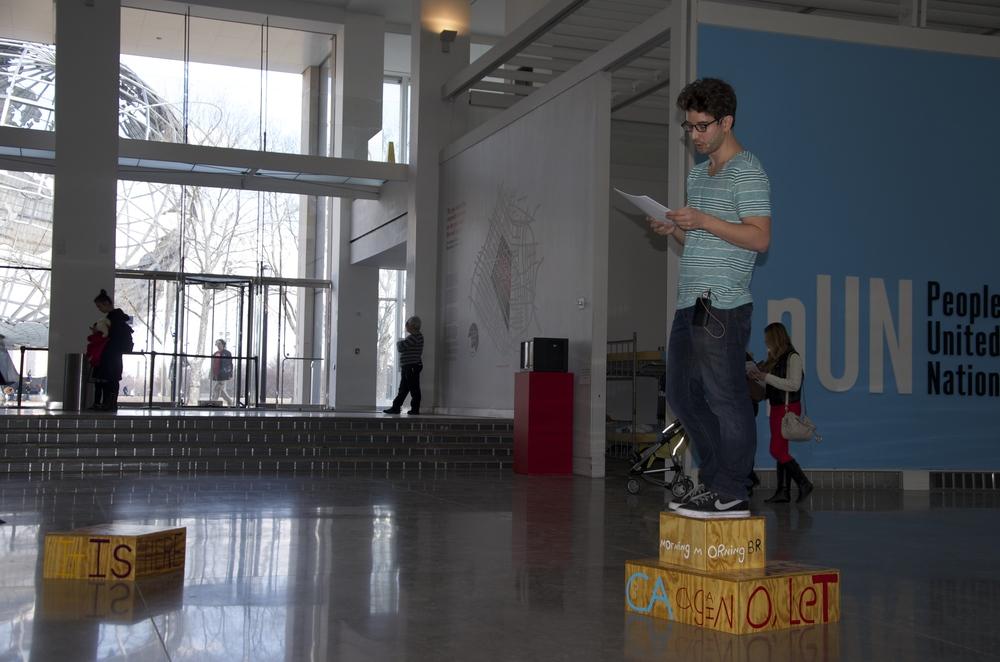Poet Sculpture, Queens Museum, Samuel Jablon, Queens, NY 2014.jpg