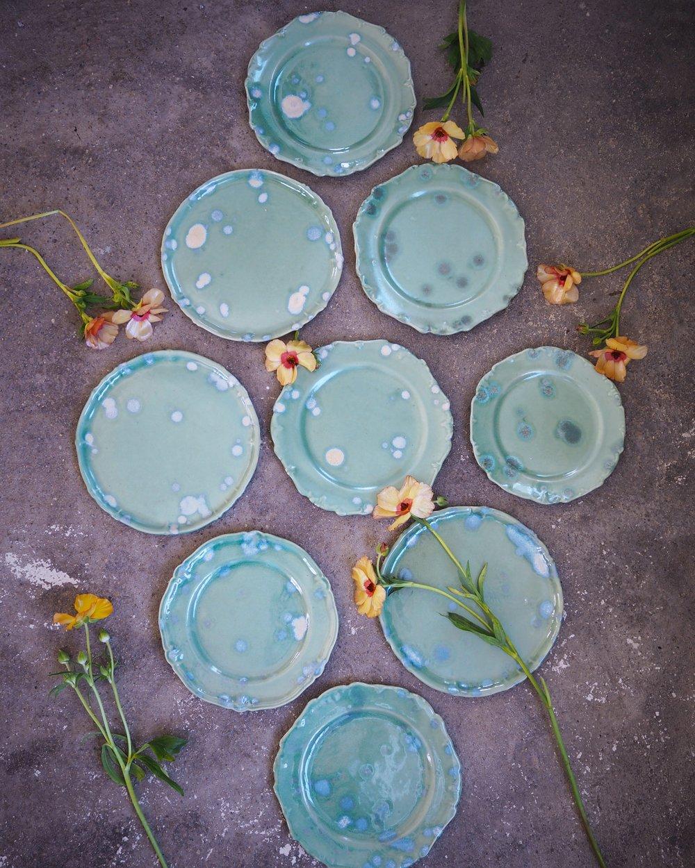 Keramik: Kollektionen RUSTIQUE