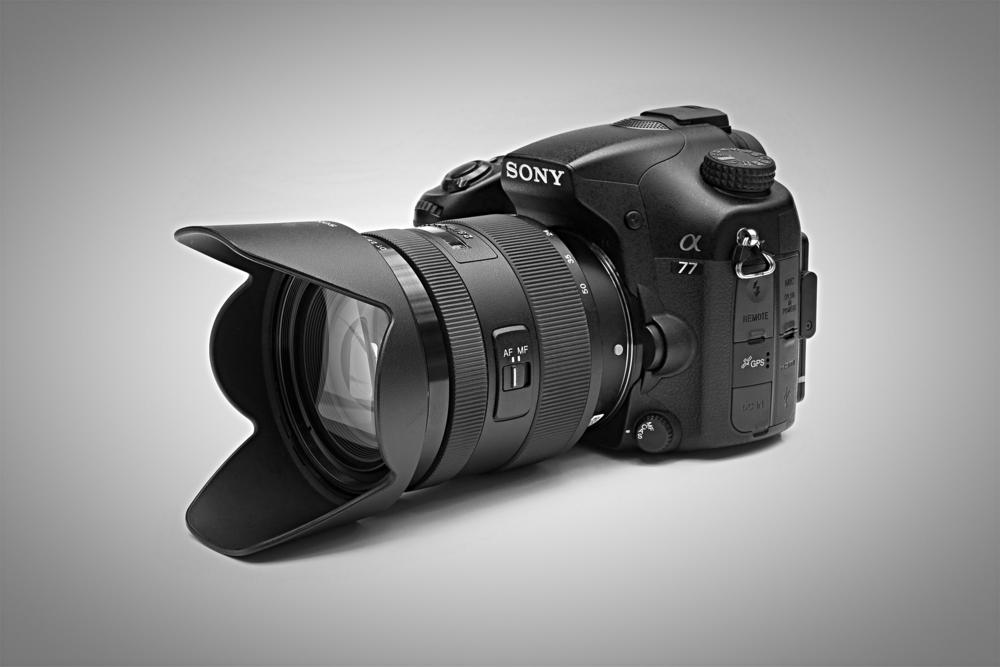 Photorama Virtual Tours - Sony a77 Camera