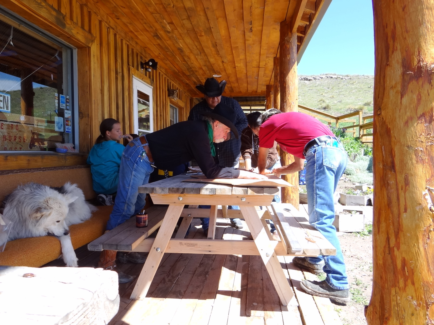 Guided Tours — Singing Horse Trading Post