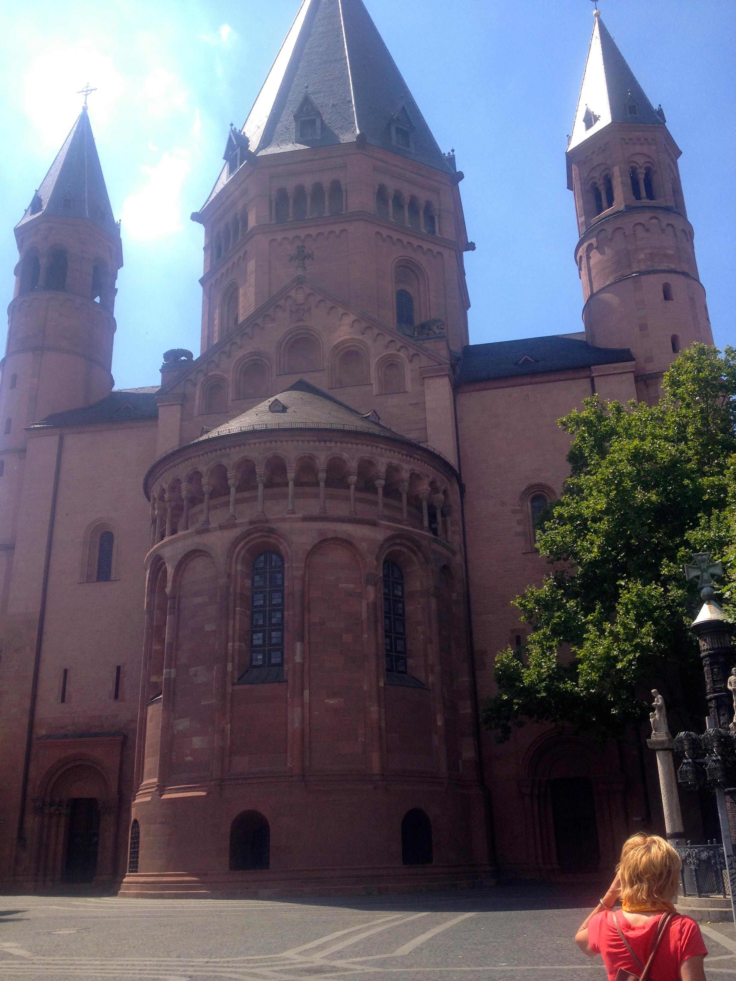 Domkirche in Mainz
