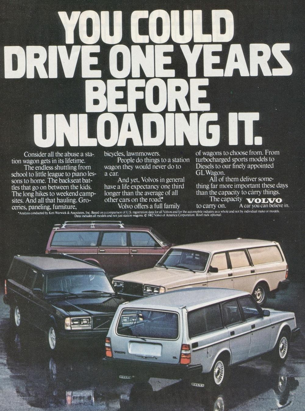 My Volvo 240 Wagon (Slow, Heavy, Practical, Timeless) — HARDBARNED!