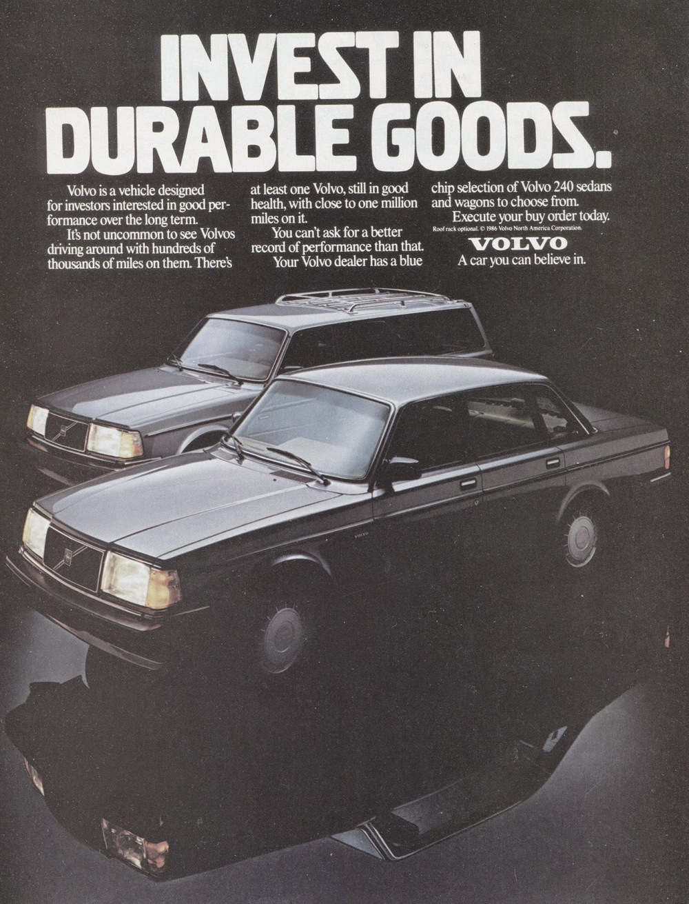 years volvos blog end of commemorating the production s evergreen parts since daily performance hemmings volvo