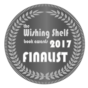 Wishing Shelf Book Awards - HARDBARNED! is a 2017 Wishing Shelf Book Awards Finalist in the