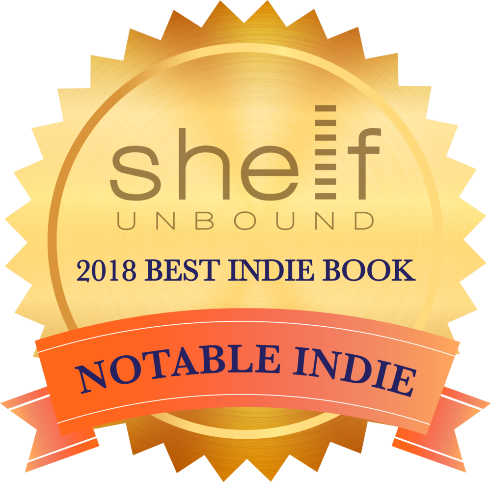 Shelf Unbound Best Indie Book Awards - HARDBARNED! is a 2018