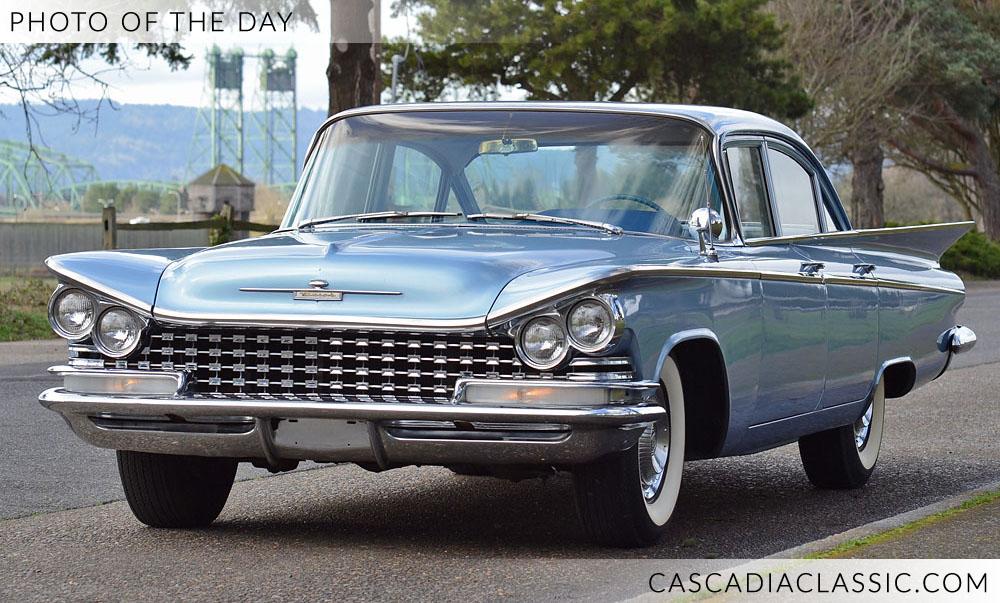 1959 Buick Lesabre Cascadia Classic Portland Oregon