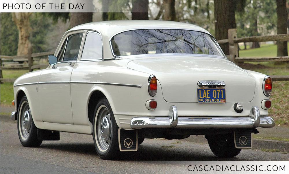 1965 Volvo 122S — Cascadia Clic - Portland Oregon