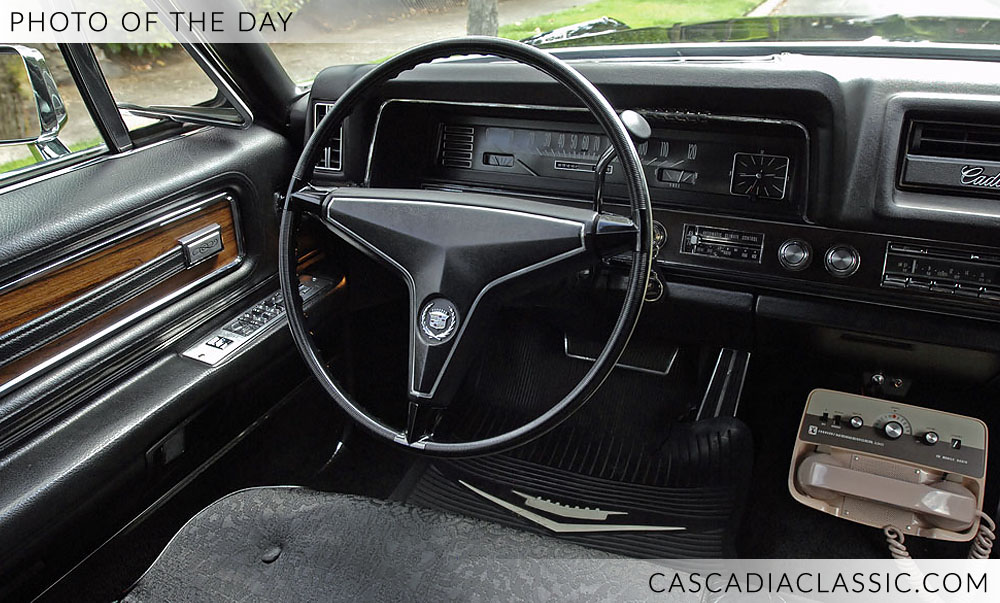 1968 cadillac fleetwood brougham cascadia classic. Black Bedroom Furniture Sets. Home Design Ideas